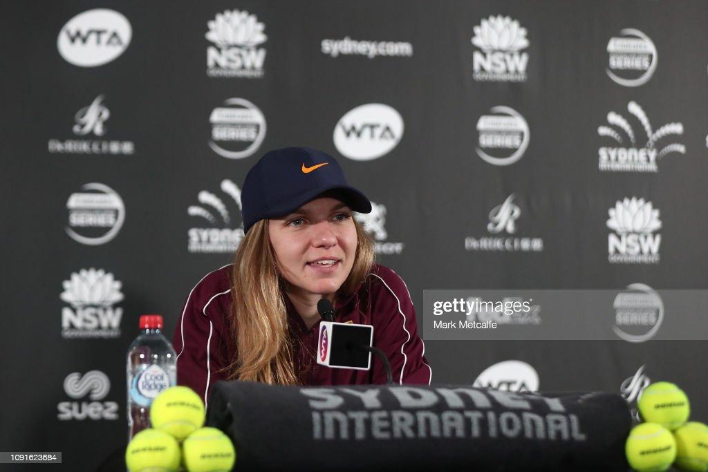 2019 Sydney International - Day 4 : News Photo