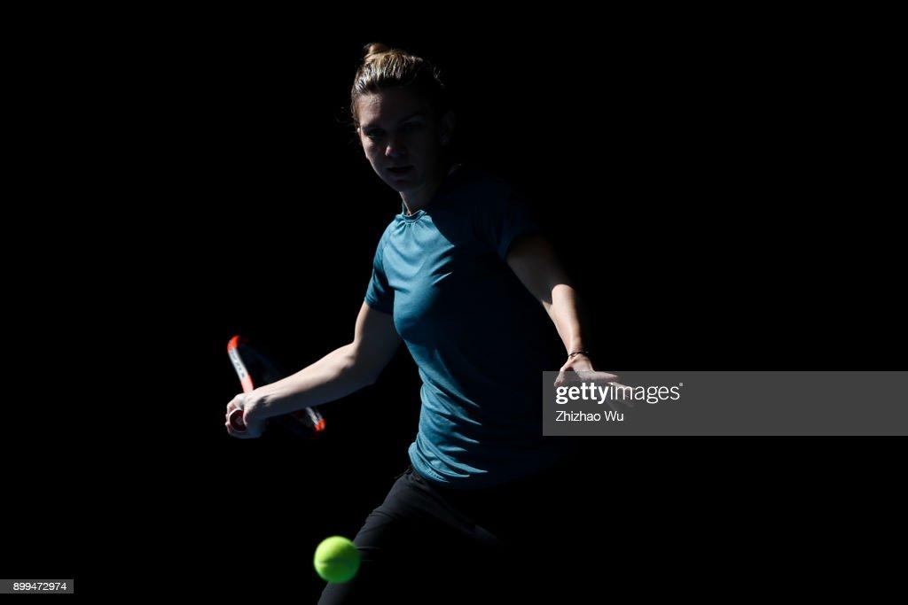 2018 WTA Shenzhen Open - Previews : Photo d'actualité