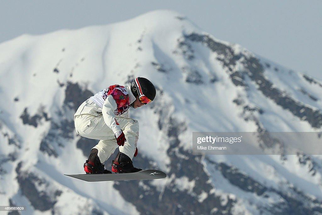 Snowboard - Winter Olympics Day 9