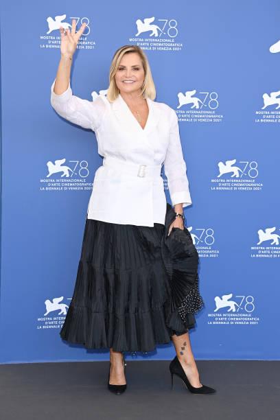 """ITA: """"Le 7 Giornate Di Bergamo"""" Photocall - The 78th Venice International Film Festival"""