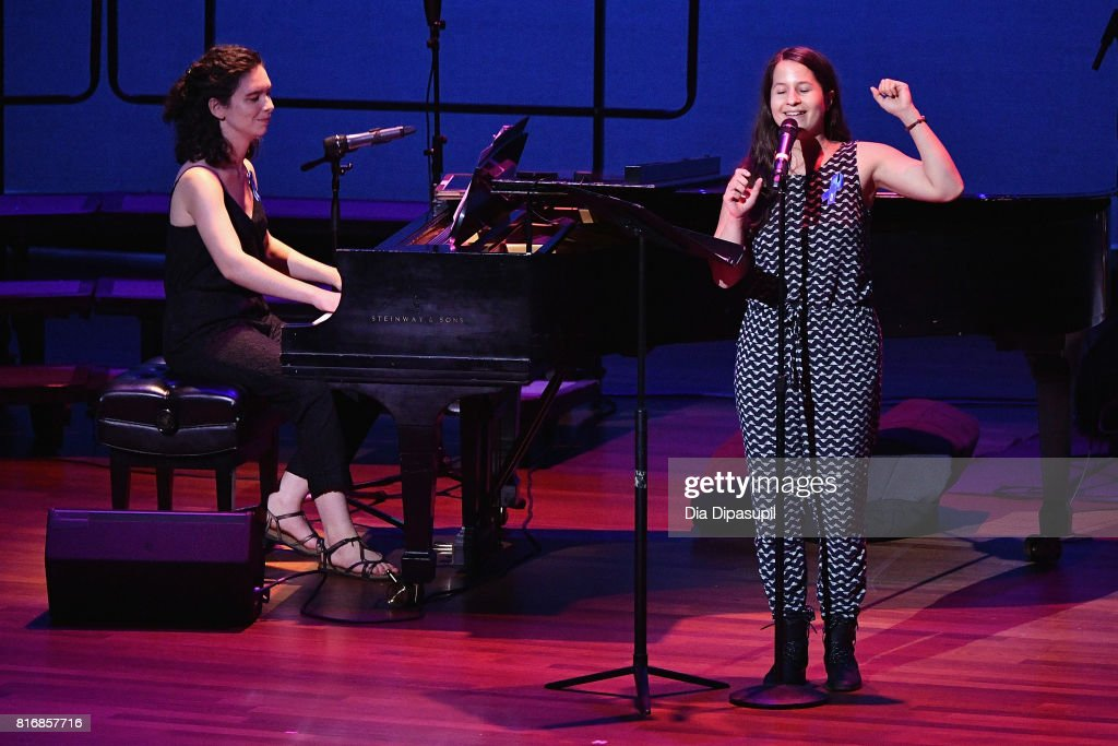 NYCLU Hosts Annual 'Broadway Stands Up For Freedom' Concert : News Photo