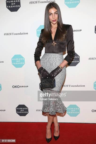 Simone Aptekman attends Humans of Fashion Foundation joins the conversation to end sexual harassment and assault in the industry at Cipriani 25...