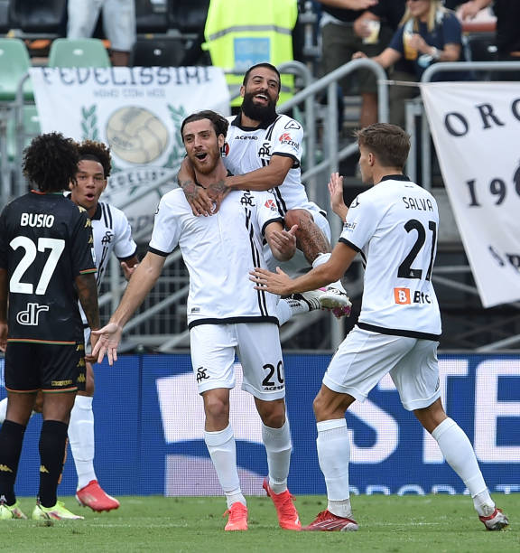 ITA: Venezia FC v Spezia Calcio - Serie A