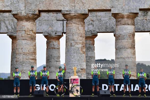 Simone Bevilacqua of Italy, Marco Frapporti of Italy, Lorenzo Rota of Italy, Matteo Spreafico of Italy, Etienne Van Empel of The Netherlands,...