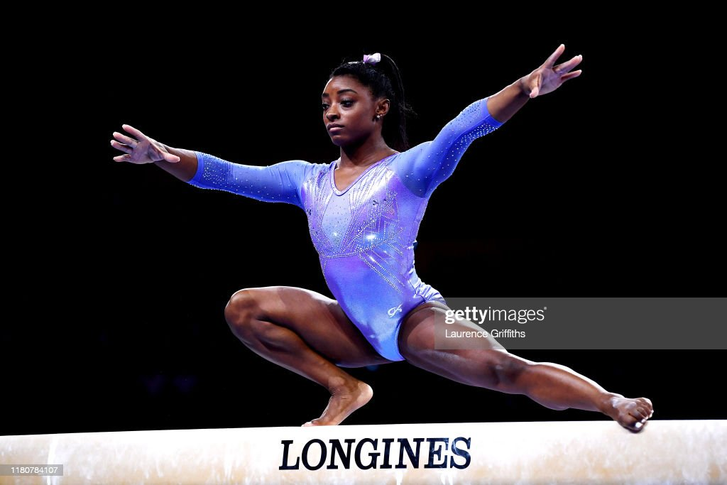 49th FIG Artistic Gymnastics World Championships - Day Ten : Photo d'actualité