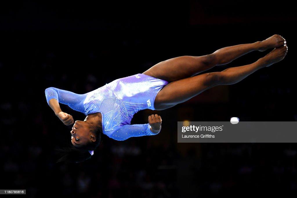 49th FIG Artistic Gymnastics World Championships - Day Ten : Photo d'actualité