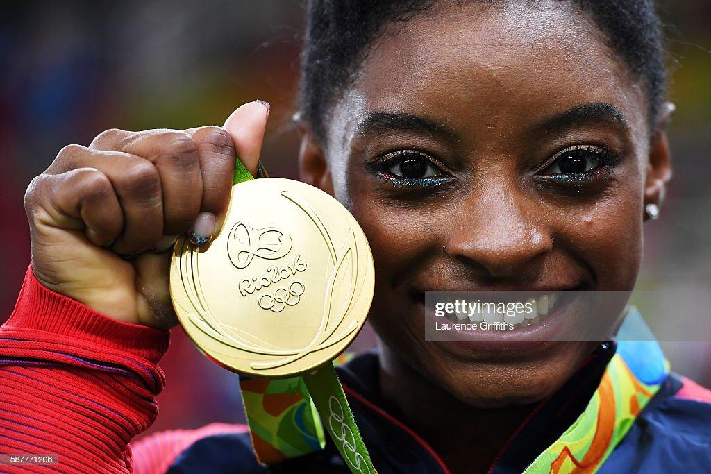Gymnastics - Artistic - Olympics: Day 4 : Nachrichtenfoto