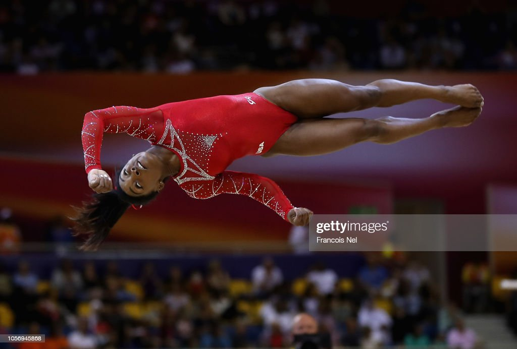 2018 FIG Artistic Gymnastics Championships - Day Ten : Nieuwsfoto's