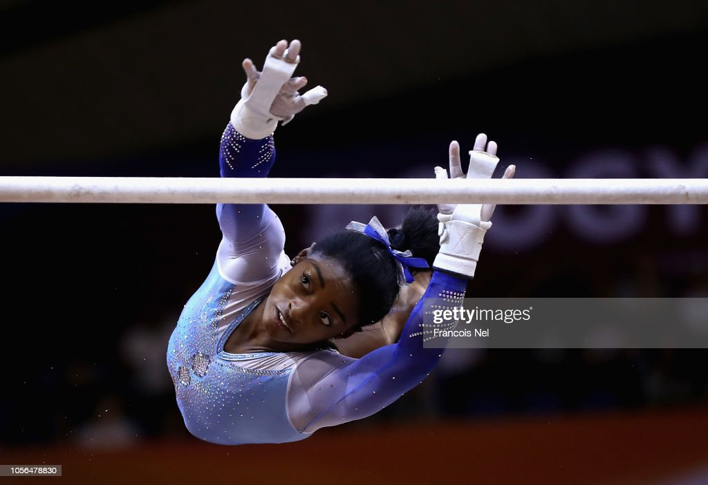 2018 FIG Artistic Gymnastics Championships - Day Nine : Fotografía de noticias