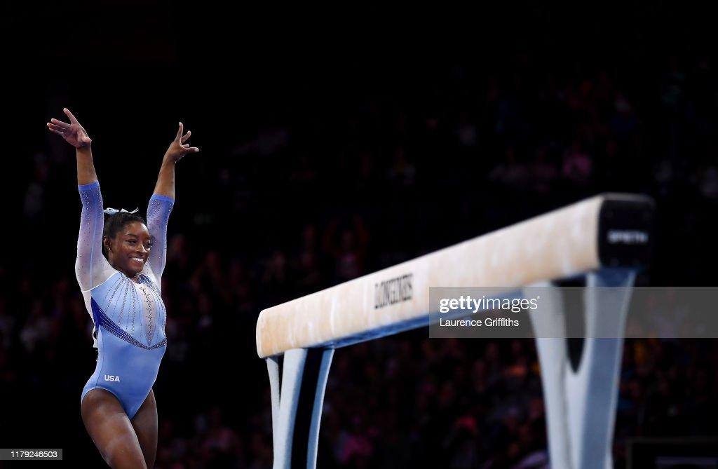 49th FIG Artistic Gymnastics World Championships - Day Two : News Photo