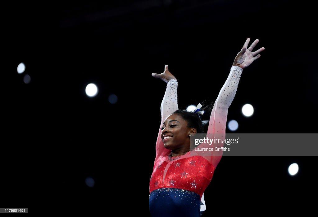 49th FIG Artistic Gymnastics World Championships - Day Five : News Photo