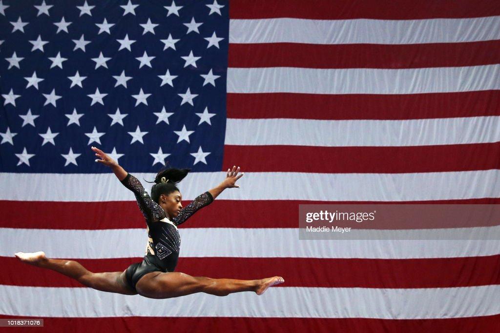 U.S. Gymnastics Championships 2018 - Day 2