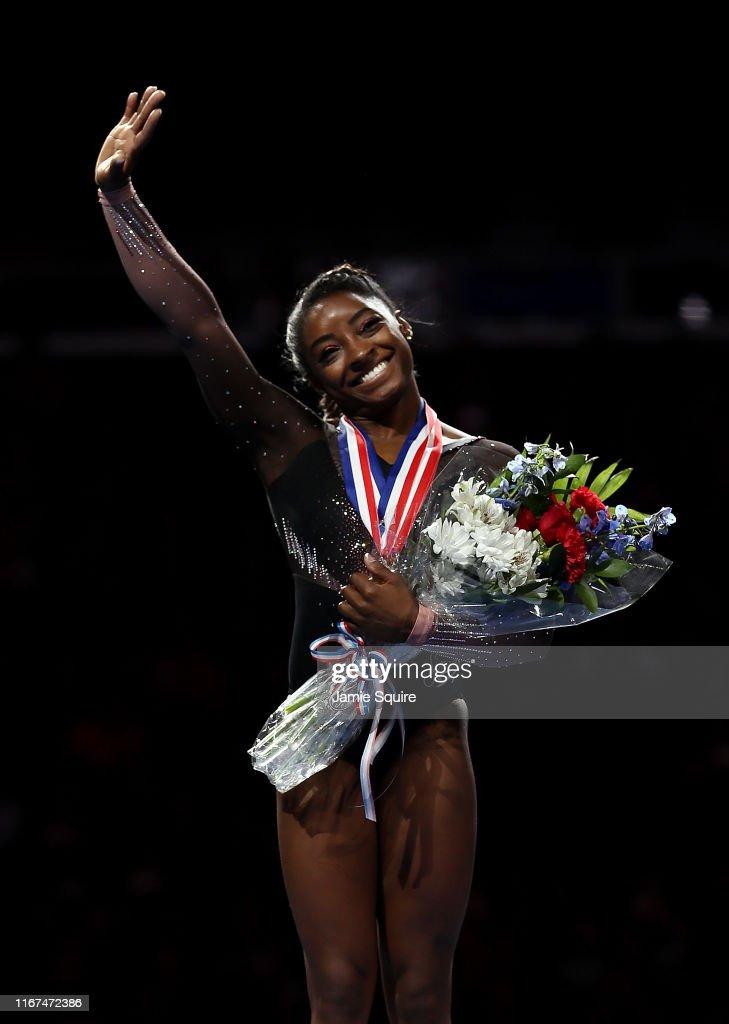 U.S. Gymnastics Championships 2019 - Day 4 : News Photo