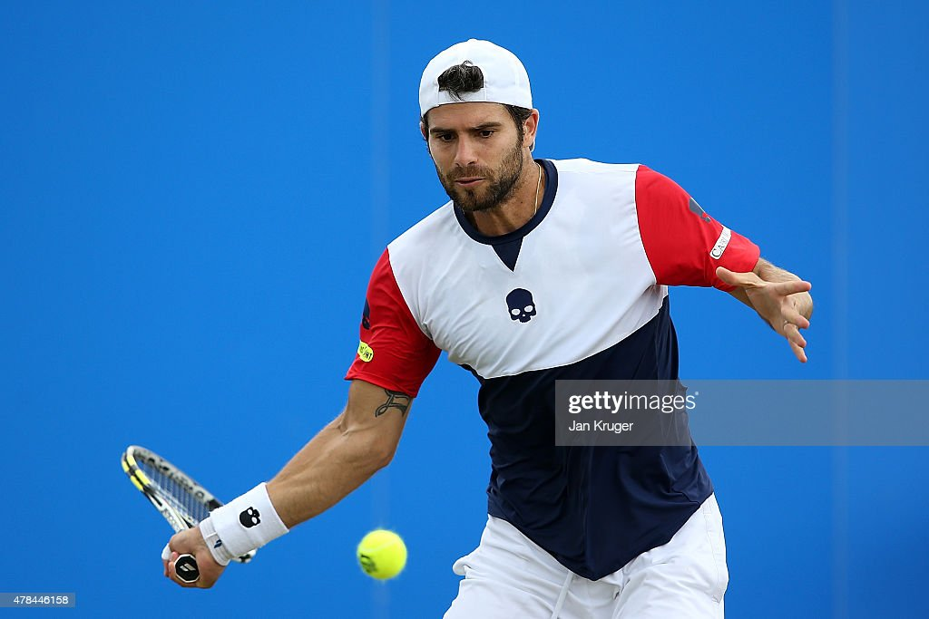 ATP Aegon Open Nottingham - Day Five : News Photo