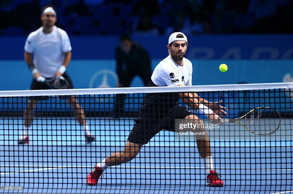 Barclays ATP World Tour Finals - Day Five : Foto di attualità