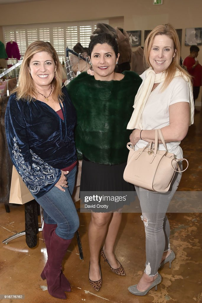 Somper Furs Hosts Birthday Tea Party Honoring Iran Hopkins