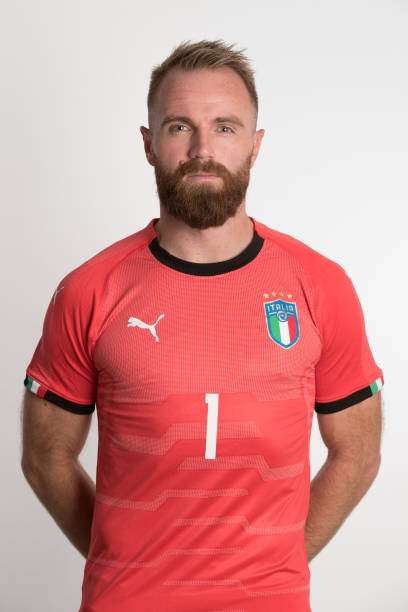 PRY: Italy Portraits - FIFA Beach Soccer World Cup Paraguay 2019
