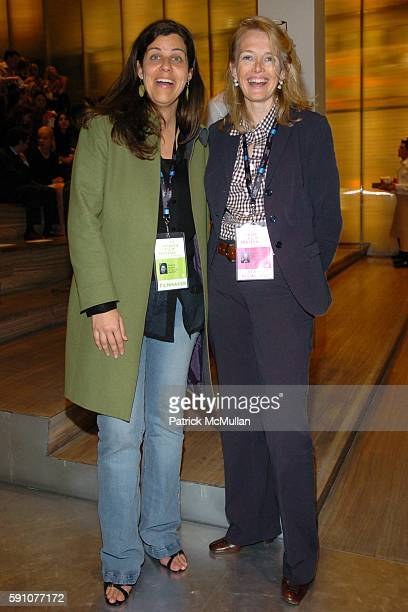 Simone Duarte and Jennifer Maguire attend FONDAZIONE PRADA Hosts a Screening of En Route To Baghdad for The Tribeca Film Festival at PRADA on April...