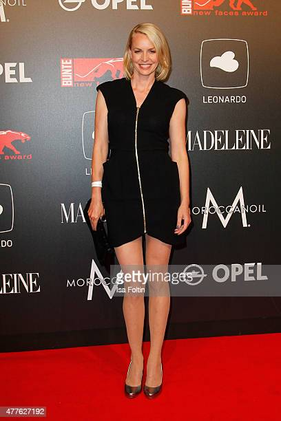 Simone Hanselmann attends the New Faces Award Film 2015 at ewerk on June 18 2015 in Berlin Germany