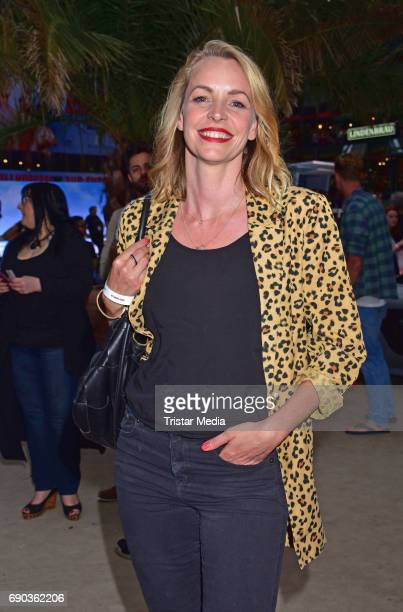 Simone Hanselmann during the Baywatch European Premiere Party on May 31 2017 in Berlin Germany