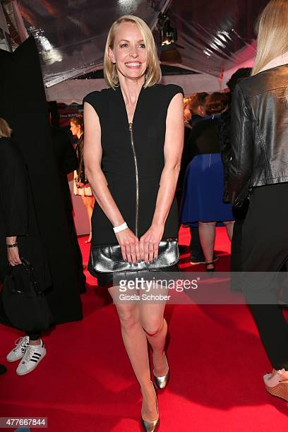 Simone Hanselmann during the New Faces Award Film 2015 at ewerk on June 18 2015 in Berlin Germany
