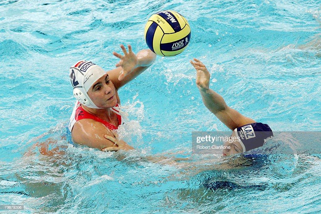 XII FINA World Championships - Water Polo : Foto di attualità