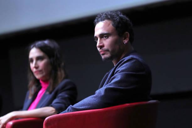 """ITA: """"A casa tutti bene"""" Press Conference - 16th Rome Film Fest 2021"""