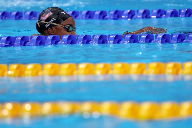 JPN: Swimming - Olympics: Day 5