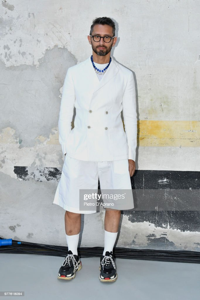 N.21 - Front Row - Milan Men's Fashion Week Spring/Summer 2019