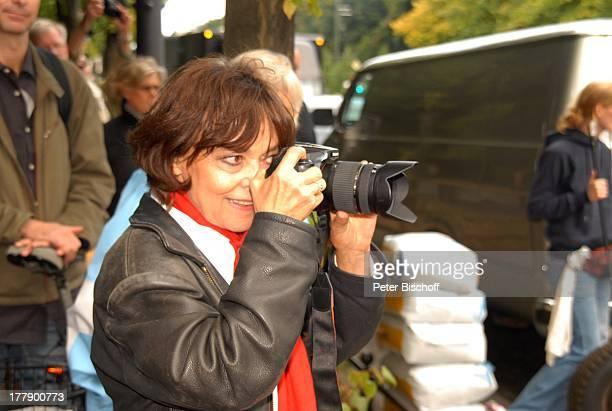 Simone Rethel, Zuschauer, Dreharbeiten zum Internet-Musik-Video J o h a n n e s H e e s t e r s mit G i n a - L i s a L o h f i n k für...