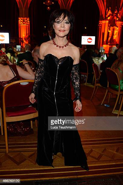 Simone RethelHeesters attends the 6th Filmball Vienna at City Hall on March 14 2015 in Vienna Austria