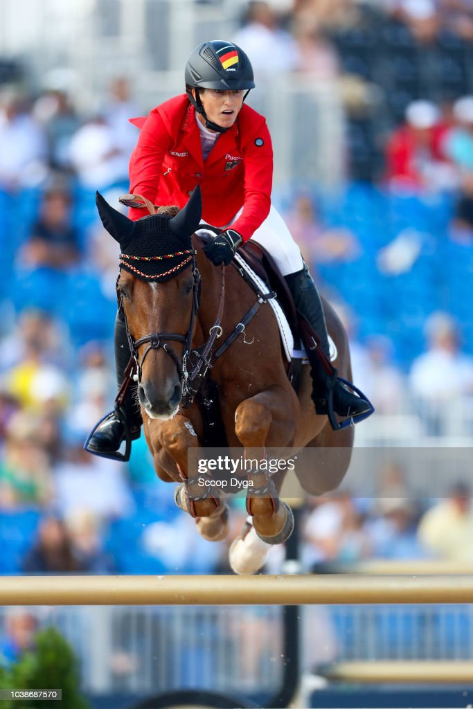 Day 14 - FEI World Equestrian Games 2018