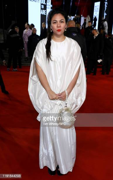 Simone Rocha arrives at The Fashion Awards 2019 held at Royal Albert Hall on December 02 2019 in London England