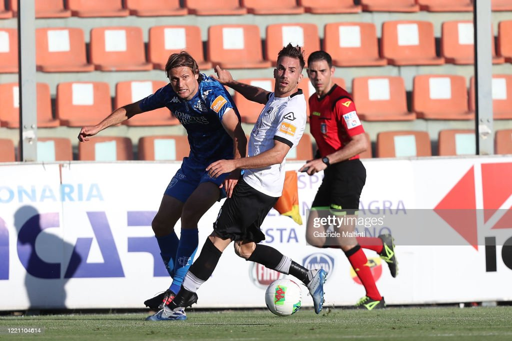 ASC Spezia v FC Empoli - Serie B : News Photo