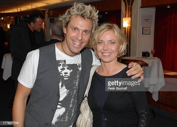 Simone Solga und Sascha Grammel TheaterGala 'Das große Kleinkunstfestival für Kabarett Comedy und Musik' der Wühlmäuse 2010 mit Feier zum...