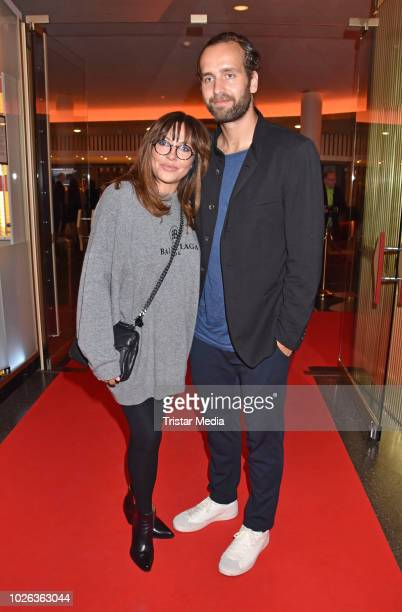 Simone Thomalla and Silvio Heinevetter during the premiere of 'Phantomschmerz' at Zoo Palast on September 2 2018 in Berlin Germany
