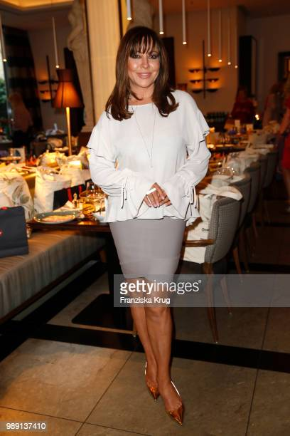 Simone Thomalla during the Ladies Dinner In Berlin at Hotel De Rome on July 1 2018 in Berlin Germany
