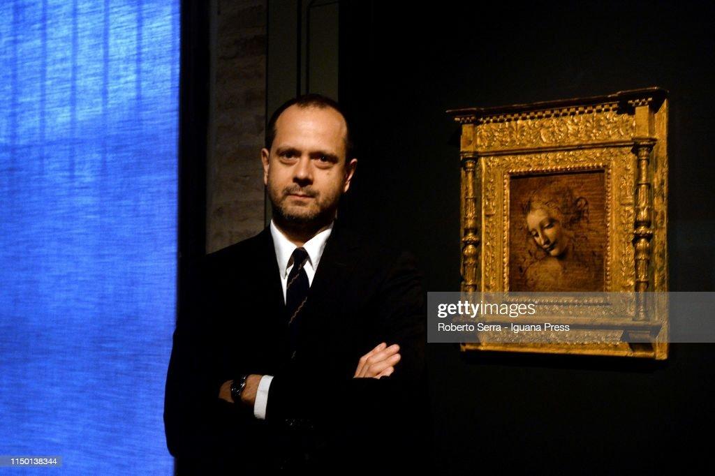 """ITA: """"La Fortuna De """"La Scapiliata"""" by Leonardo Da Vinci"""" Exhibition Opening in Parma"""