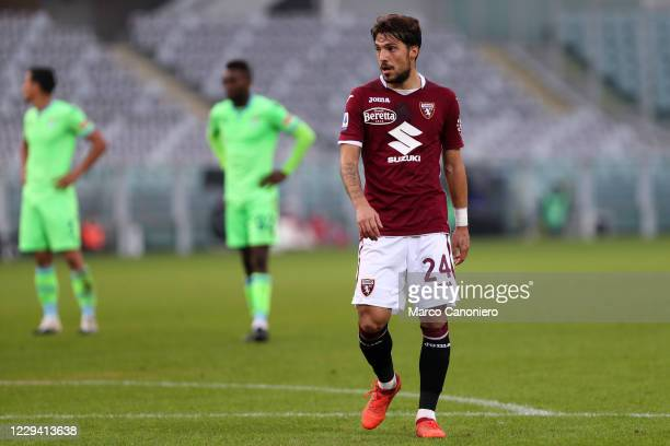 Simone Verdi of Torino FC during the Serie A match between Torino Fc and Ss Lazio. Ss Lazio wins 4-3 over Torino Fc.