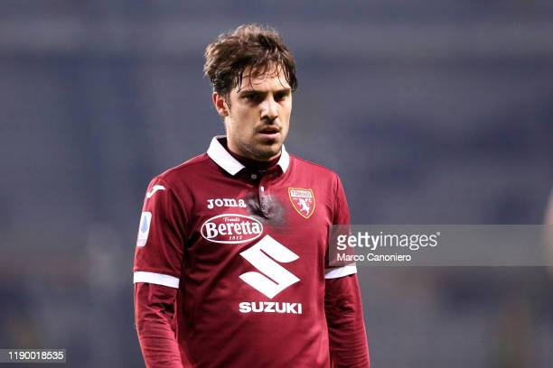 Simone Verdi of Torino FC during the the Serie A match between Torino Fc and Spal Spal wins 21 over Torino Fc