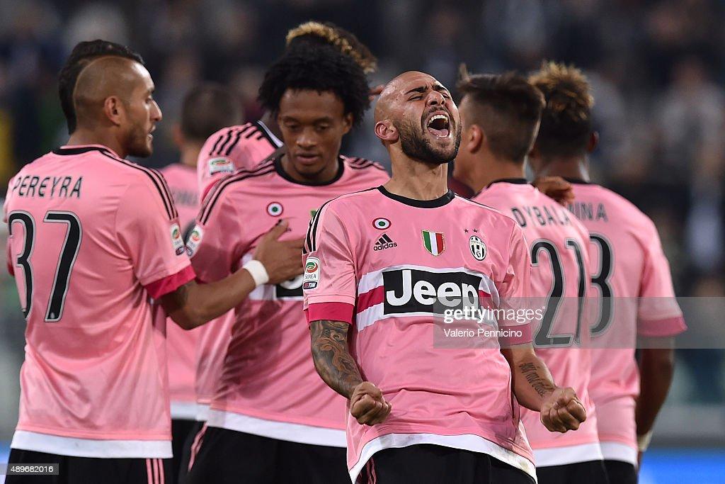 Juventus FC v Frosinone Calcio - Serie A