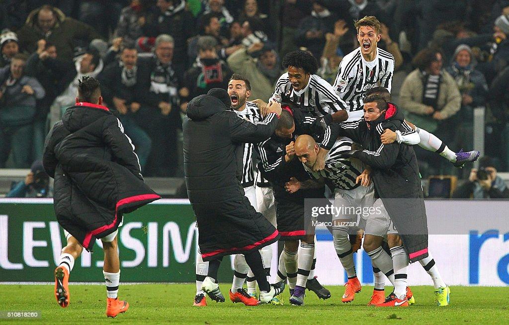 Juventus FC v SSC Napoli - Serie A : Foto di attualità