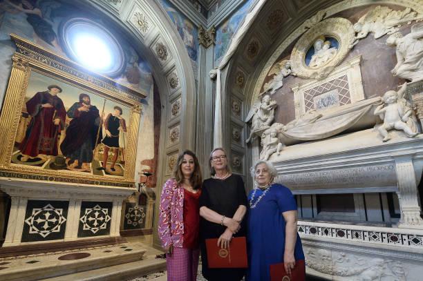 ITA: Portugal's Cardinal Chapel Restoration