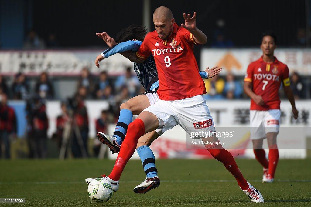 Jubilo Iwata v Nagoya Grampus - J.League : News Photo