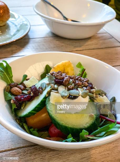 a simple breakfast at copenhagen, denmark - vsojoy stock pictures, royalty-free photos & images