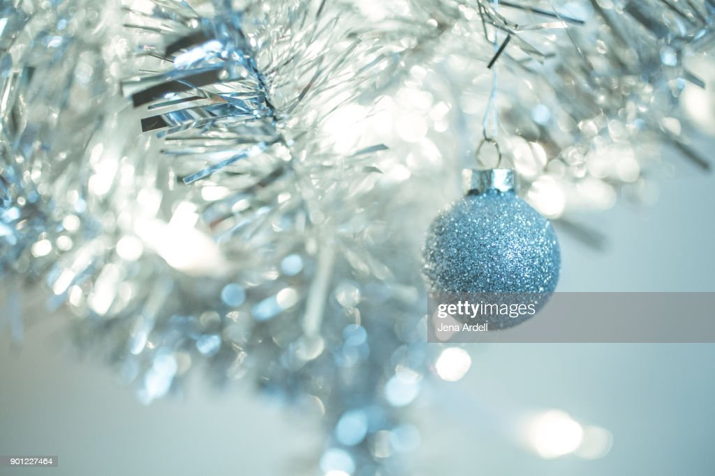 simple christmas background stock photo