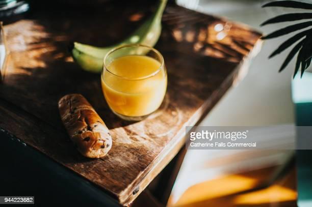 Simple Continental Breakfast