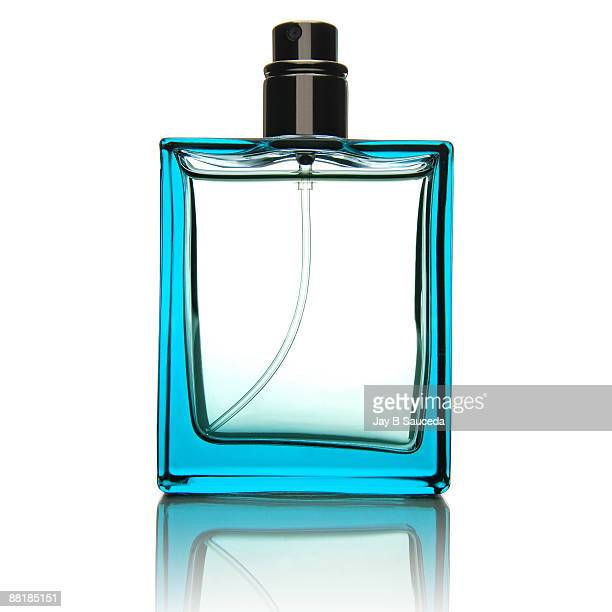 simple fragrance bottle - perfume stock pictures, royalty-free photos & images