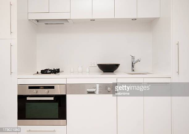 Simple Modern Compact Kitchen