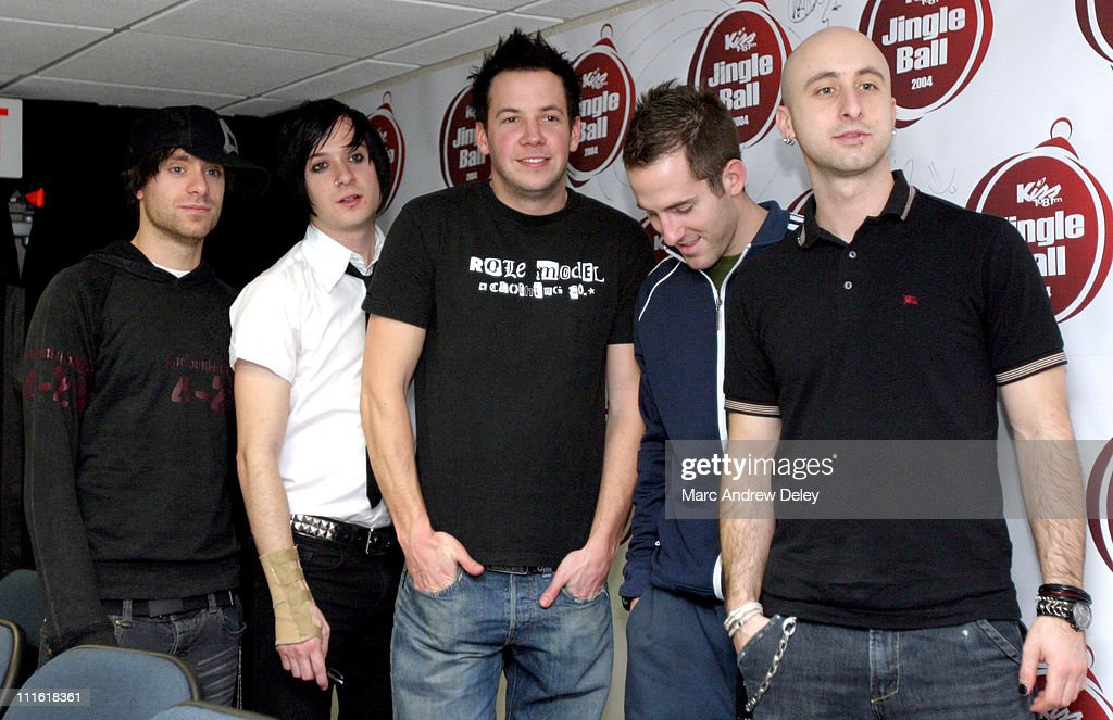 KISS 108 FM Jingle Ball 2004 ? Backstage